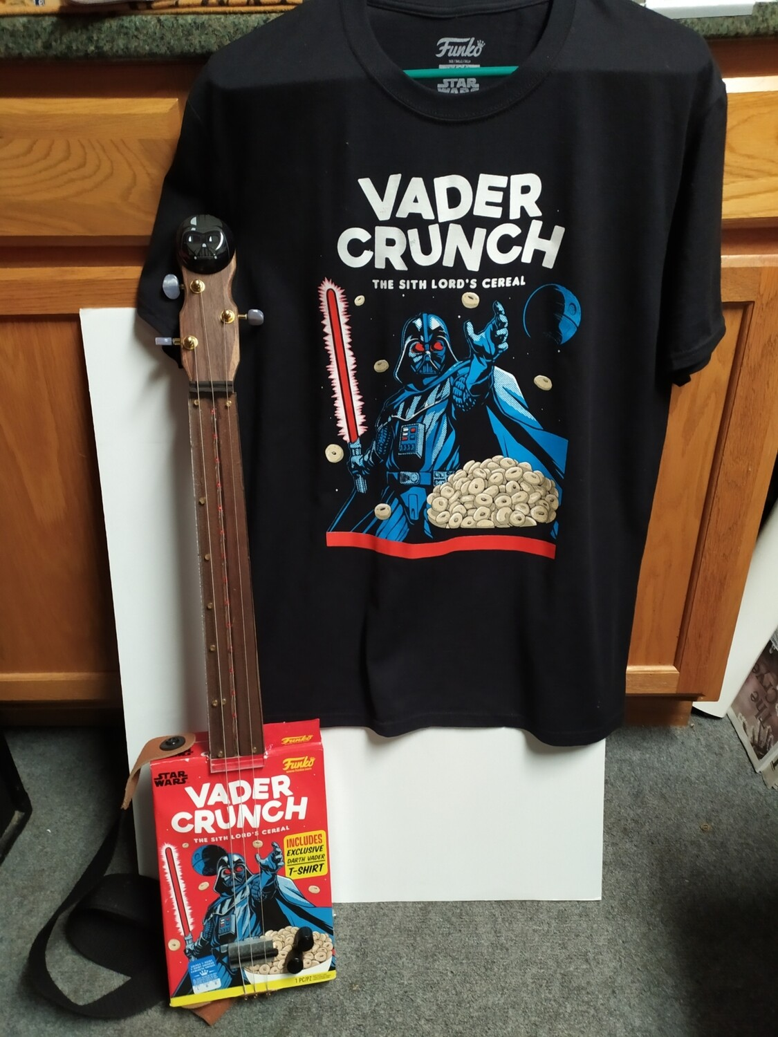 Star Wars CBG & T-Shirt