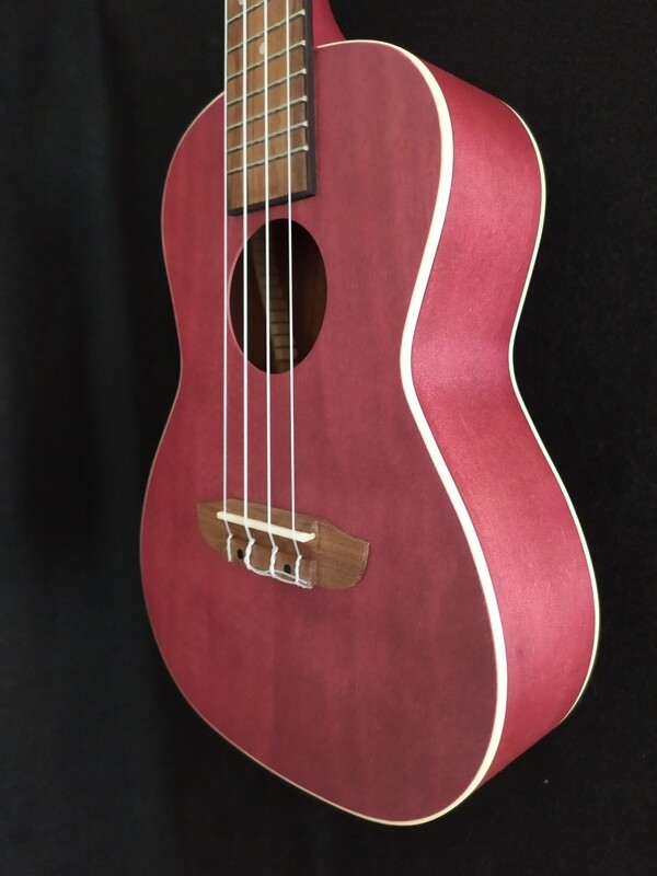 Ortega Earth Series Concert Ukulele