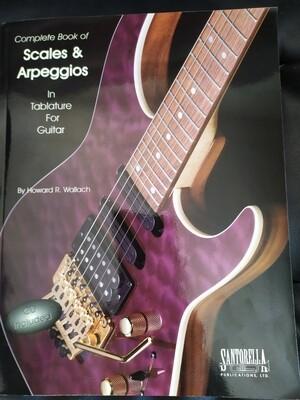 Complete Book of Scales & Arpeggios