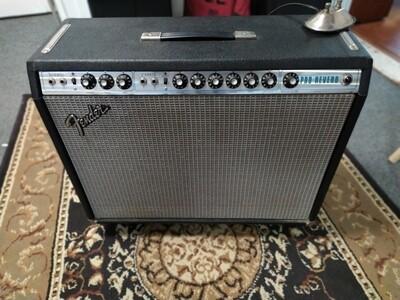 Fender '67 Pro Reverb Amplifier