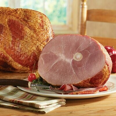 Clear the Freezer SALE: Bone-In Hams of ANY weight