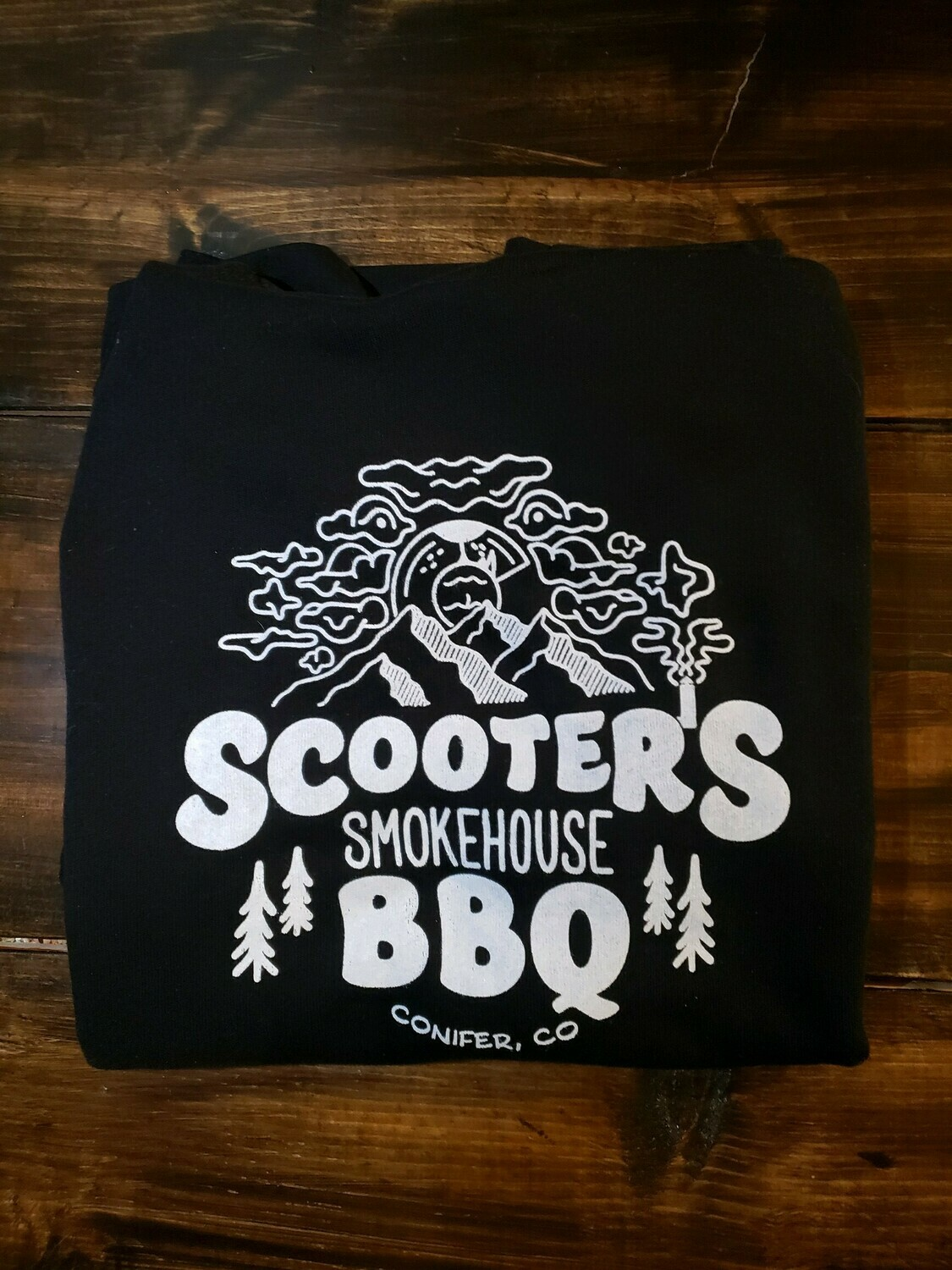 SCOOTER'S HOODIE