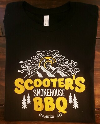 SCOOTER'S LONG SLEEVE T-SHIRT
