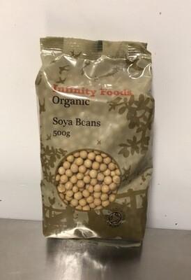 Infinity Foods Soya Beans