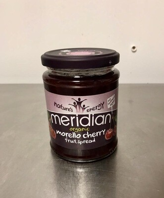 Meridian Morello Cherry Spread
