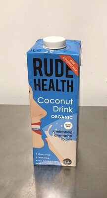 Rude Health Foods Coconut Drink