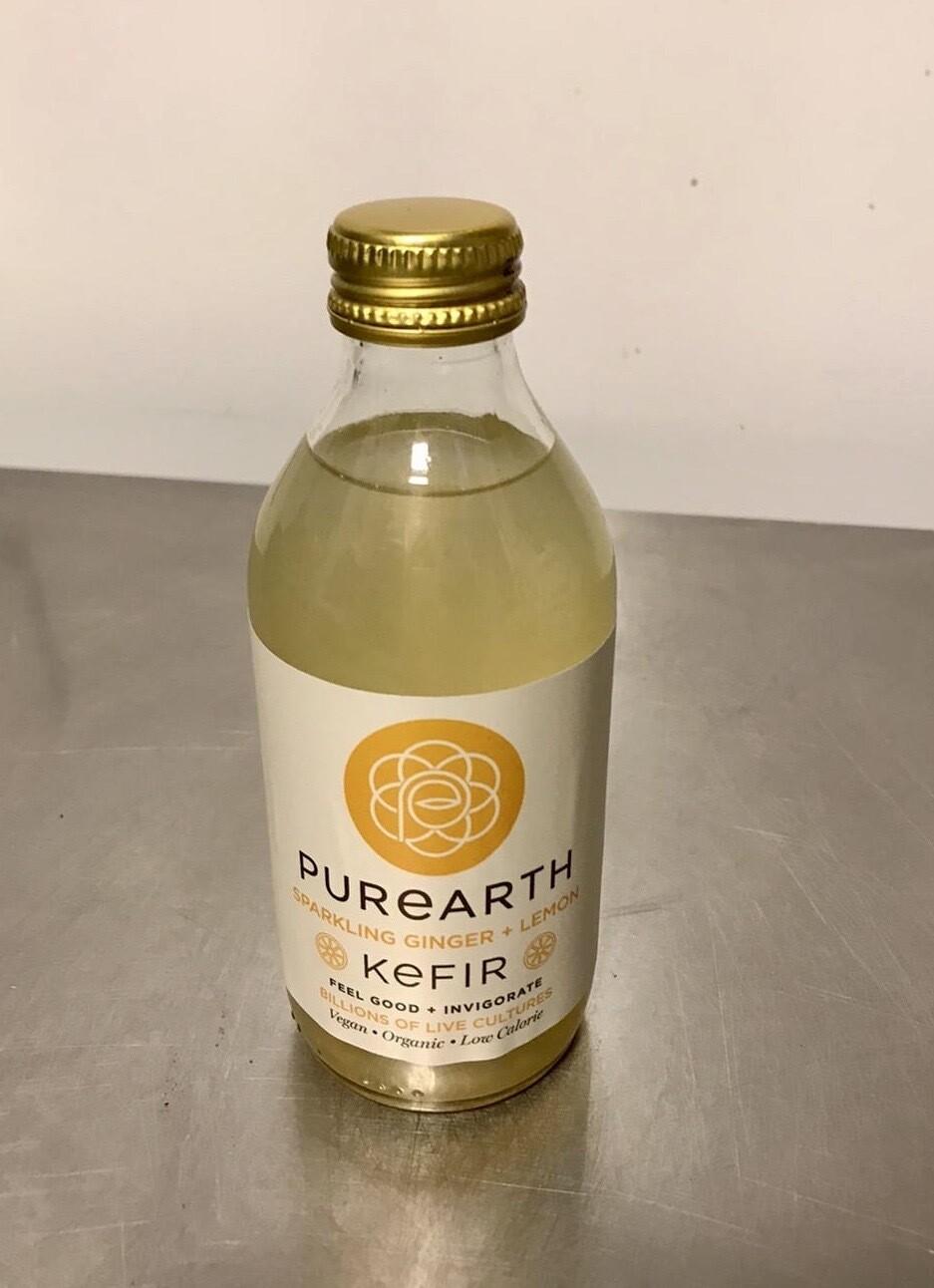 Purearth Kefir Ginger & Lemon