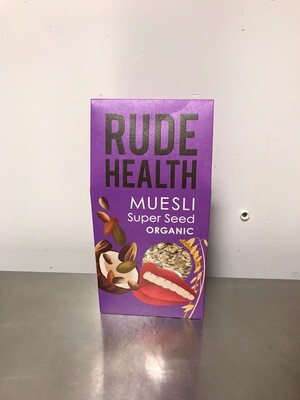 Rude Health Foods Super Seed Muesli