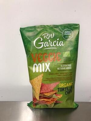 Rw Garcia Organic Veggie Mix Tortilla