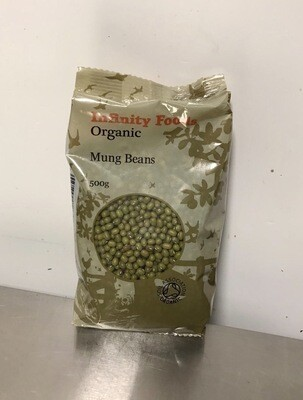 Infinity Foods Mung Beans