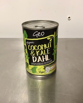 Geo Organics Coconut & Kale Dahl