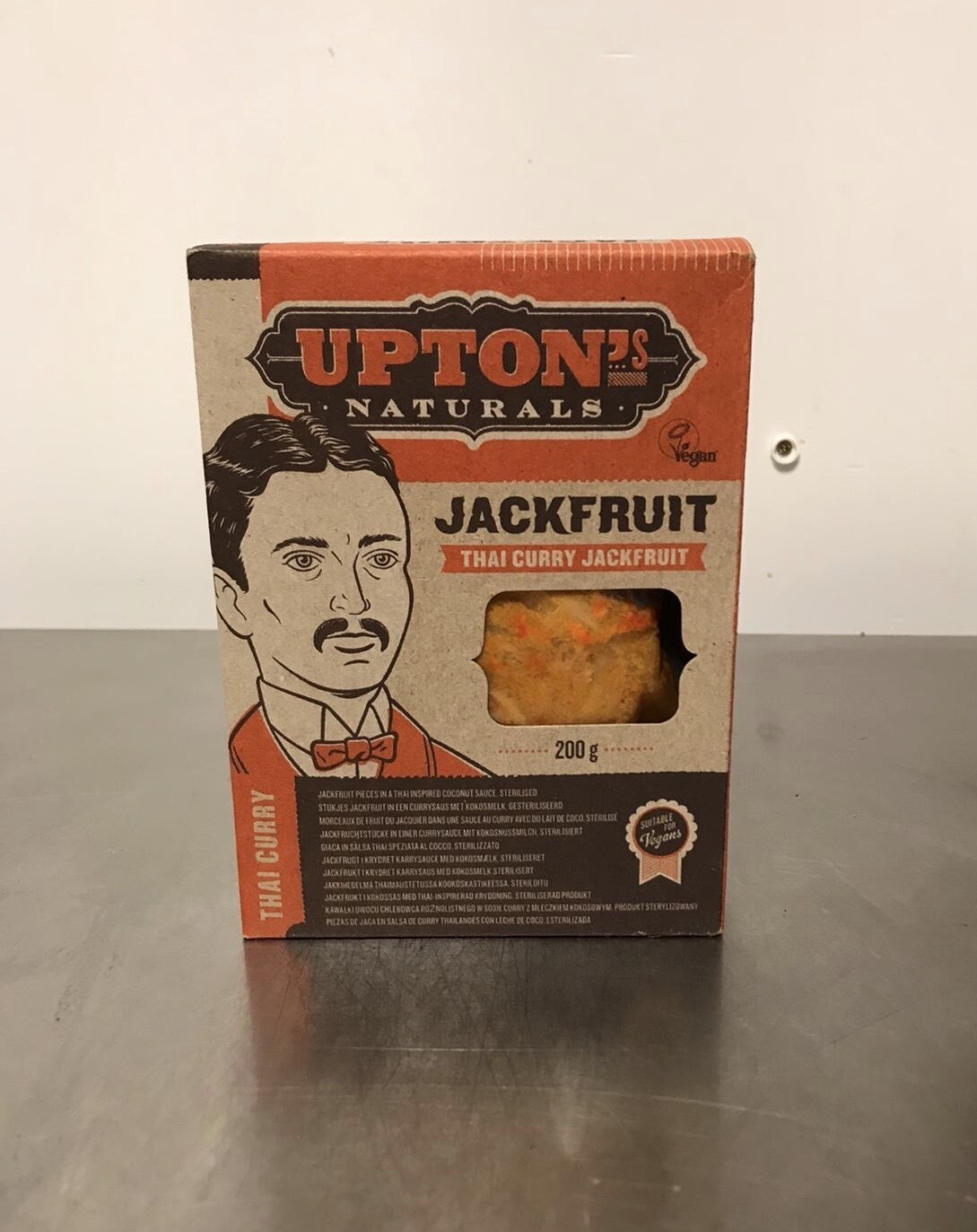 Upton's Natural Jackfruit Original Thai Curry