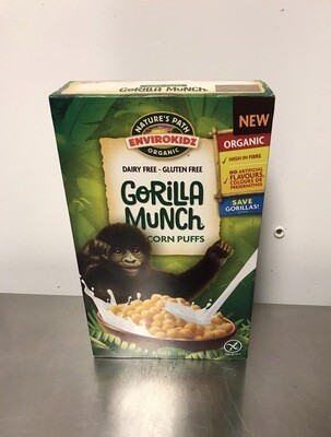 Natures Path Organic Gorilla Munch