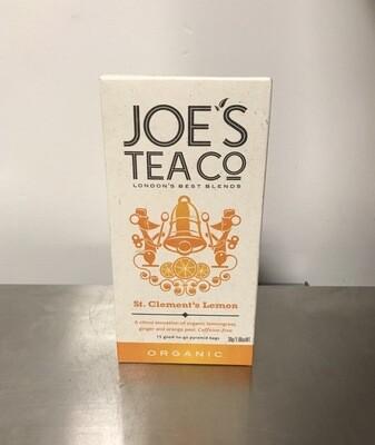 Joe's Tea St. Clement's Lemon