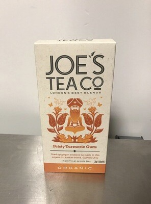 Joe's Tea Feisty Turmeric Guru
