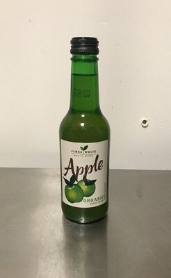 James White Apple Juice
