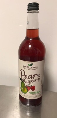 James White Pear & Raspberry