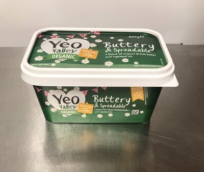Yeo Valley Spreadable Butter