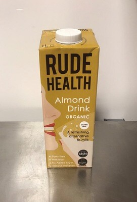 Rude Health Foods Almond Drink