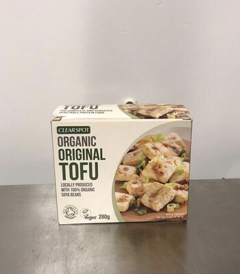 Clear Spot Plain Tofu