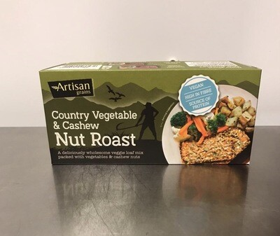 Artisan Grains Nuts Roast Country Vegetables/Cashew