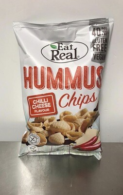 Eat Real Hummus Chilli Cheese Chips
