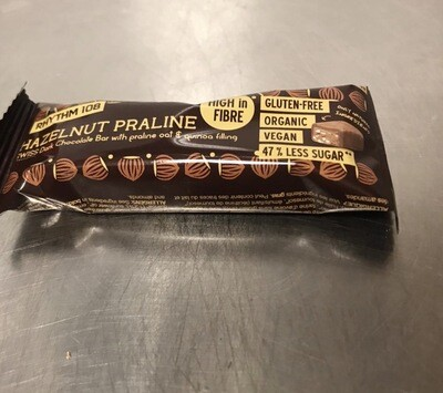 Rhythm 108 Hazelnut Praline Chocolate Bar