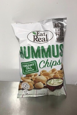 Eat Real Hummus Creamy Dill