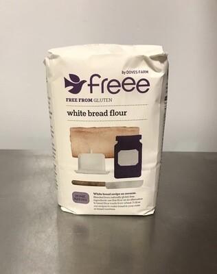 Doves Farm Gluten Free White Bread Flour