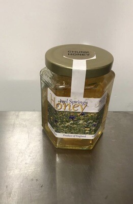 Ivel Springs Local clear and chunk Honey