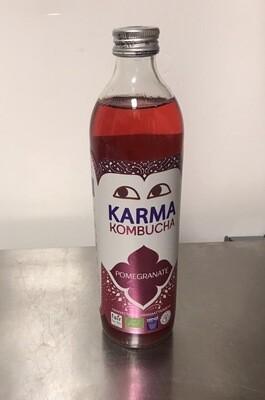 Karma Kombucha pomegranate