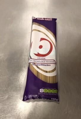King Soba Organic Brown Rice Noodles