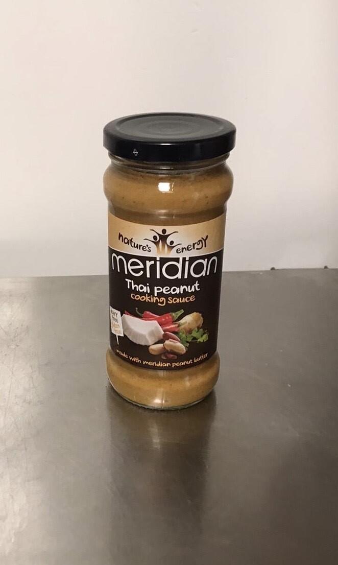 Meridian Thai Peanut Cooking Sauce