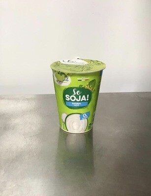 Sojade Natural Soya Yoghurt