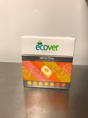 Ecover All-In-One Dishwasher Tablets