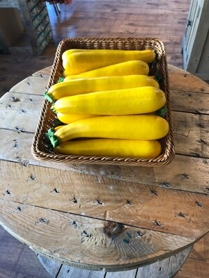 Yellow Courgette Each