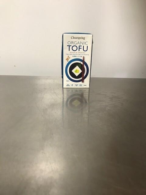 Clearspring Organic Tofu Silken & Smooth 300gr