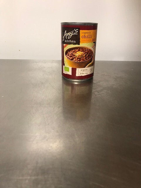 Amys Kitchen Medium Chilli