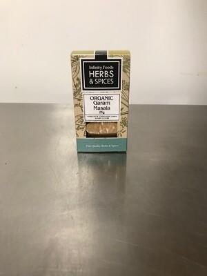 Garam Masala Organic 25gr