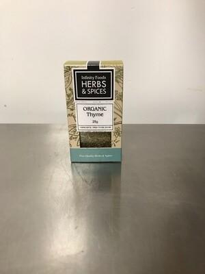 Thyme Organic 25gr