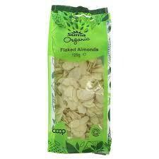 Suma Organic Flaked Almonds