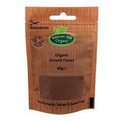 Hatton Hill Organic Ground Cloves