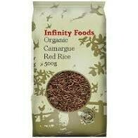 Infinity Foods – Camargue Red Rice