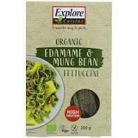Explore - Edamame & Mung Bean Fettuccine