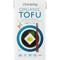 Clearspring – Organic Tofu – silken and smooth