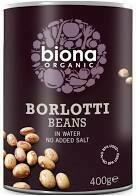 Biona - Borlotti Beans