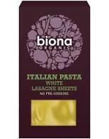 Biona – Italian white lasagne sheets