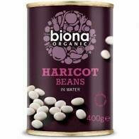 Biona – Haricot Beans in water