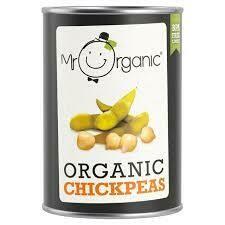 Mr Organic - Chickpeas
