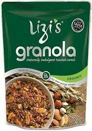 Lizis – organic granola